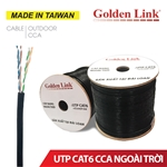 Cáp mạng GOLDENLINK CAT6 UTP OUTDOOR