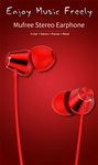 Tai nghe Rock Space Mufree Stereo Earphone